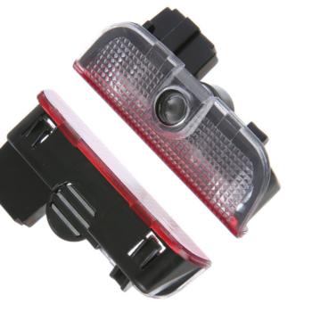 vw door light projector