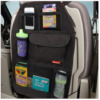 Multi Pocket Car Back Seat Organizer