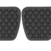 2X Brake Clutch Pedal Pad Rubber Cover For Honda /Civic /Accord /CR-V Prelude /Acura