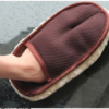Car Care Cleaning Brushes Polishing Mitt Brush Super Clean Wool Car Wash Glove Car Cleaning Brush