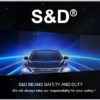 S&D Car Headlight Bulbs Newest LED H4 H7 H11 H1 H3 9005 9006 HB4 HB3 H27 LED Lamps 6500K Auto 12V 24V