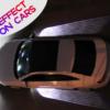 CNSUNNYLIGHT Car/Motorcycle LED Emergency Signal Wings Lamp Projector Shadow Lighting Fog Warning Light