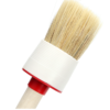 Car Brush Soft Bristle Wood Handle Auto Care for Interior Dashboard Rims Wheel Air-Conditioning Engine Wash