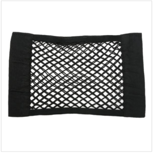 Car Back Seat Mesh Organizer