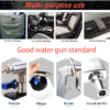 Car Wash for Tornador Washer Interior Cleaning Machine Blowing Dust Deep Cleaning Gun With Brush High Pressure
