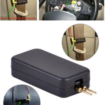 Car Airbag Simulator Emulator Bypass Garage SRS Fault Finding Diagnostic Tool