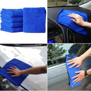 Microfiber Car Wash Towel Soft Cleaning Auto Car Care Detailing Cloths Wash Towel Duster