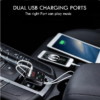 Car Kit Handsfree Wireless Bluetooth FM Transmitter LCD MP3 Player USB Charger #LDa