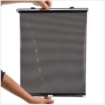 Universal Retractable Windshield Sun Shade Curtain