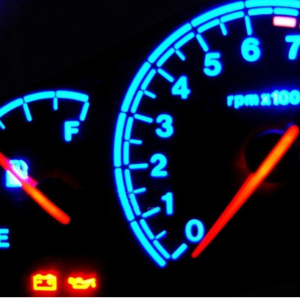 Car Gauge Speedo Dash Bulb Dashboard instrument Light Wedge Interior Lamp