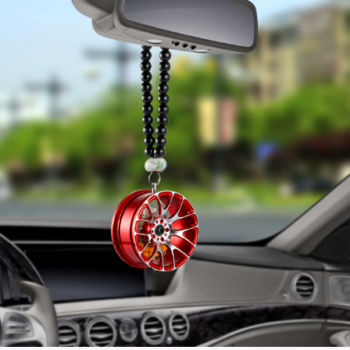Car Decoration Metal Wheel