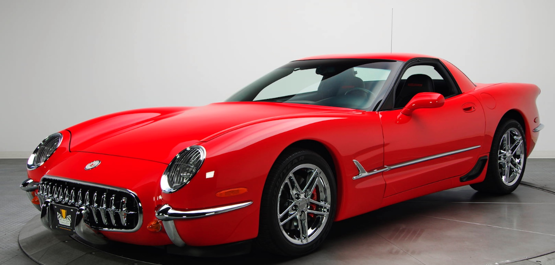 Rebodied C5 Corvette Z06 is retro in all the right places